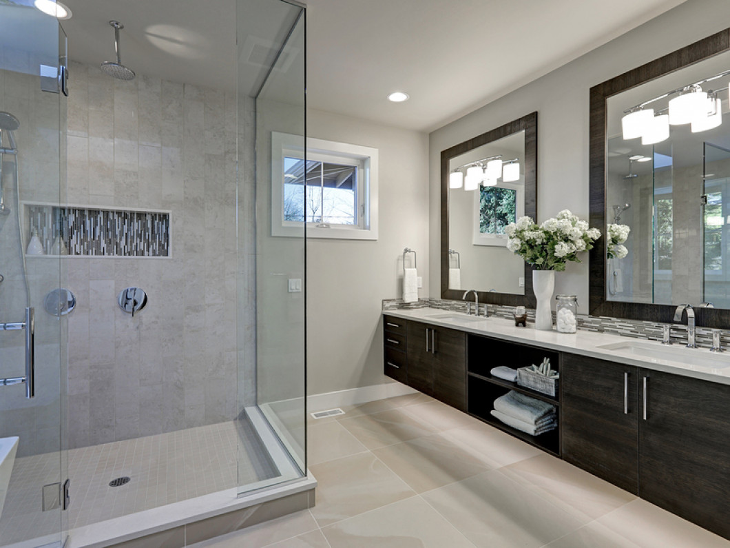 Take Your Bathroom to the Next Level with Dean's Construction